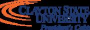 Clayton State University President's Cabinet